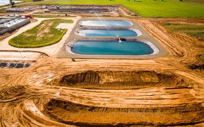 Parkes Sewage Treatment Plant
